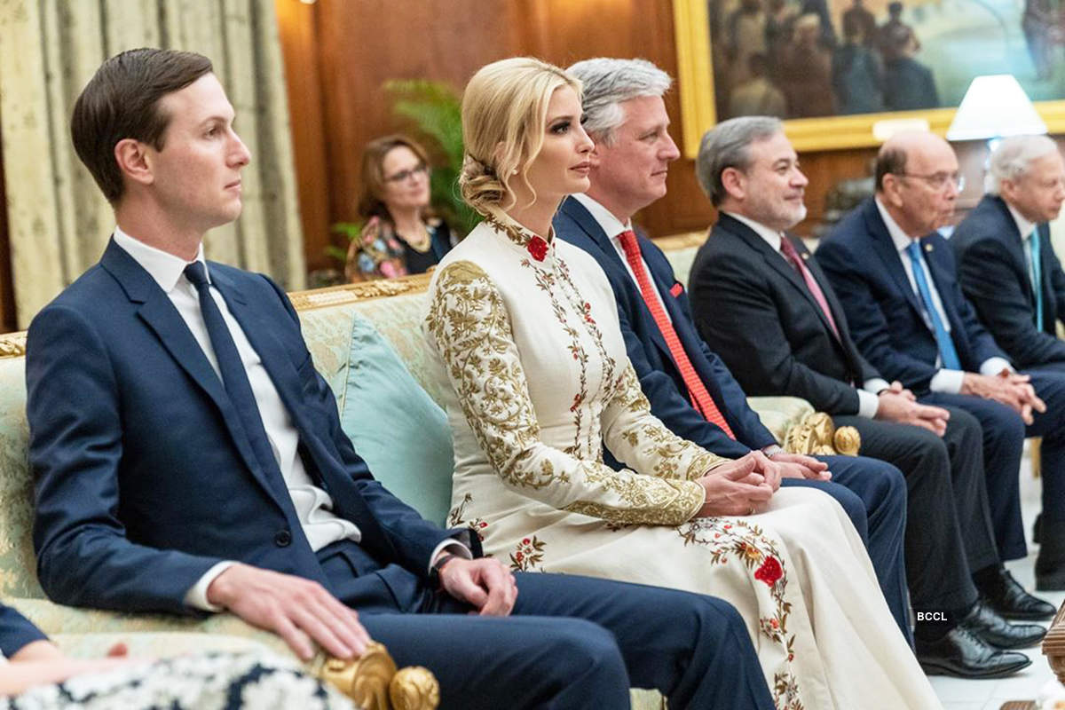 Donald Trump's daughter Ivanka Trump is truly a fashionista