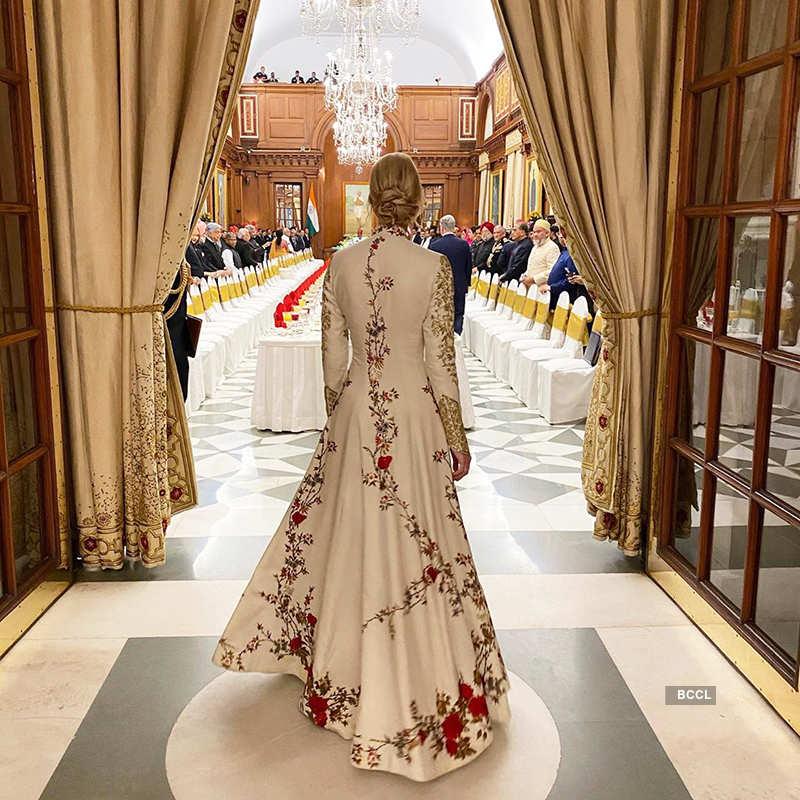 Donald Trump's daughter Ivanka Trump is truly a fashionista
