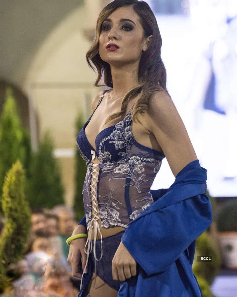 Ines García elected Miss World Jaén 2020