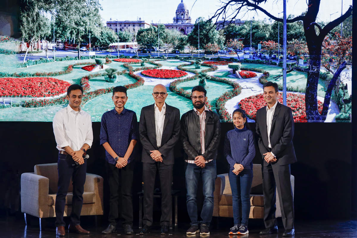 Innovation is empathy turned into action: Microsoft CEO Satya Nadella