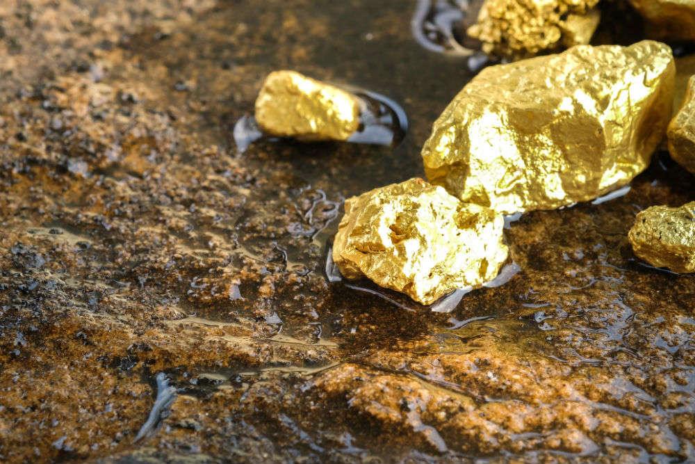 Gold In Sonbhadra Of Uttar Pradesh