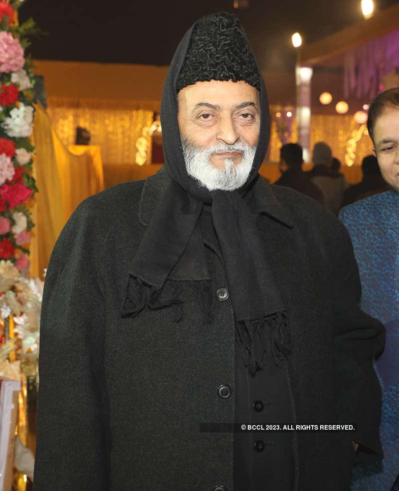 Umme and Khalid's wedding celebration