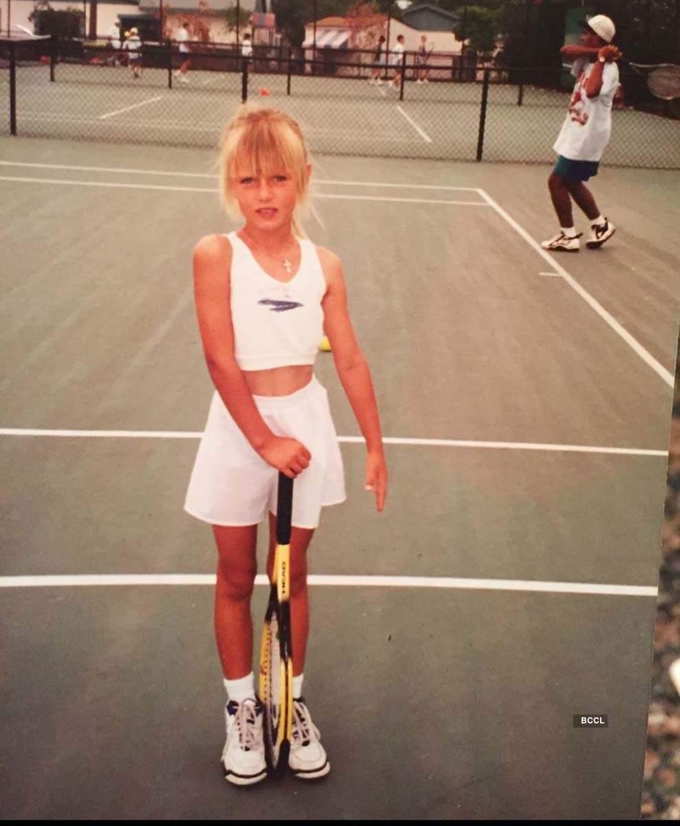 Photos of retired tennis star Maria Sharapova through the years