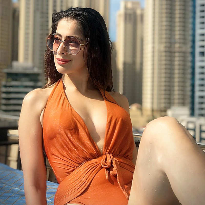 Bewitching pictures of Raai Laxmi are sweeping the internet