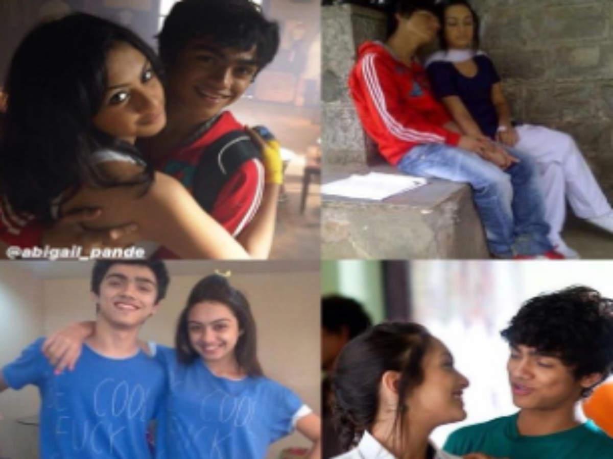 Rohan Shah and Abigail Pande