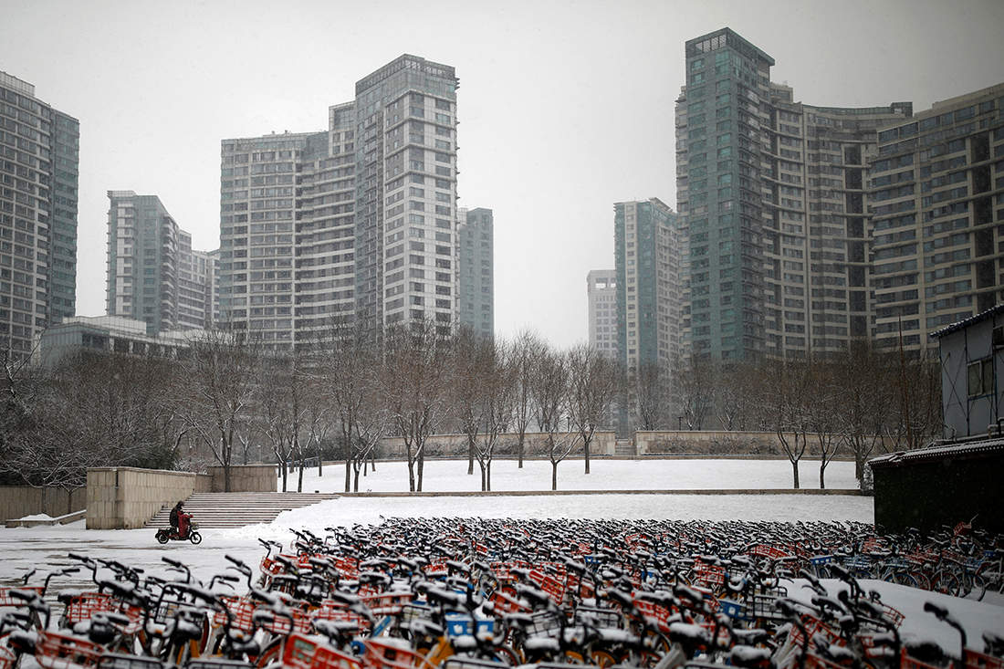In Pictures: Chinese cities become ghost towns due to the deadly Coronavirus