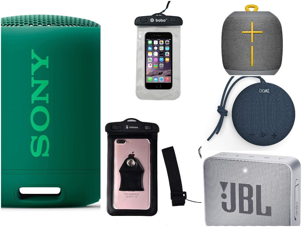 Amazon Holi Store: Get upto 70% off on these waterproof speakers, smartphone covers and more
