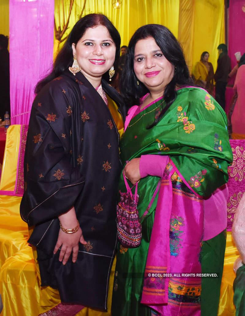 Ayesha Rizvi's pre-wedding celebration