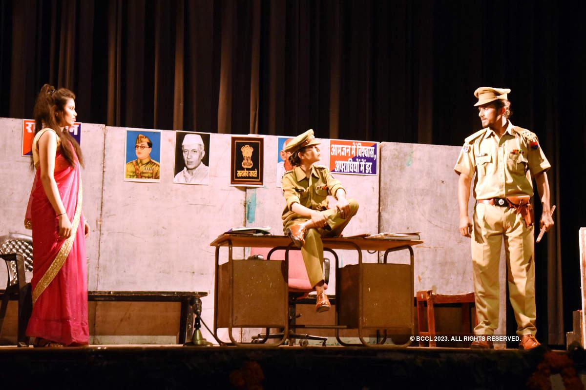 Imaandaar Police Wala: A play