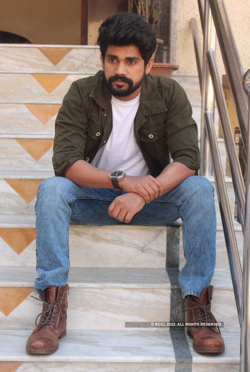 Actor Chetan Vadnere's exclusive photoshoot