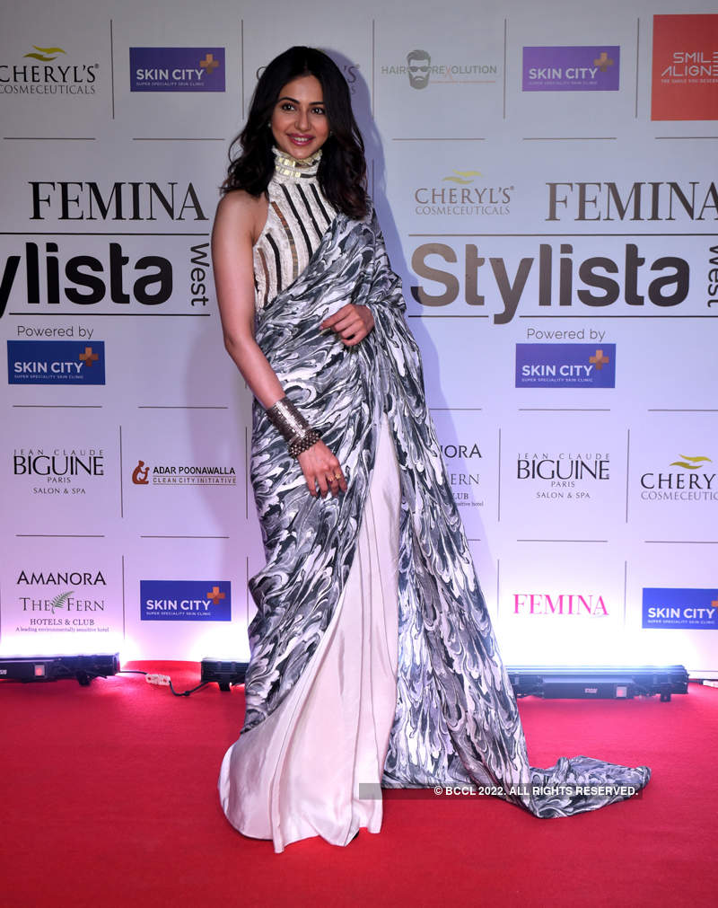 Cheryl's Femina Stylista West 2020: Red Carpet