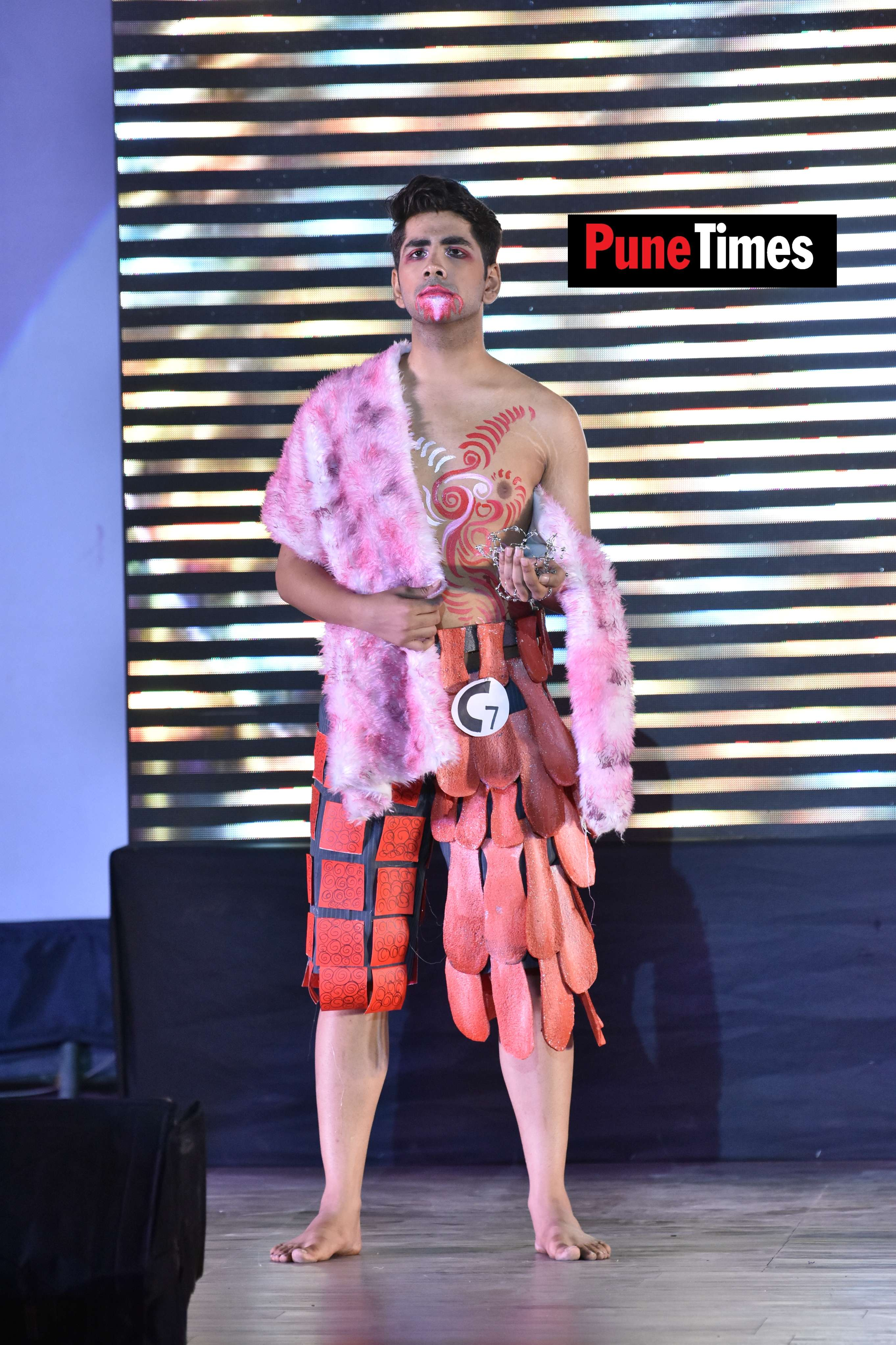 Tilak Afmc Hosts A Sinful Fashion Show Events Movie News Times Of India