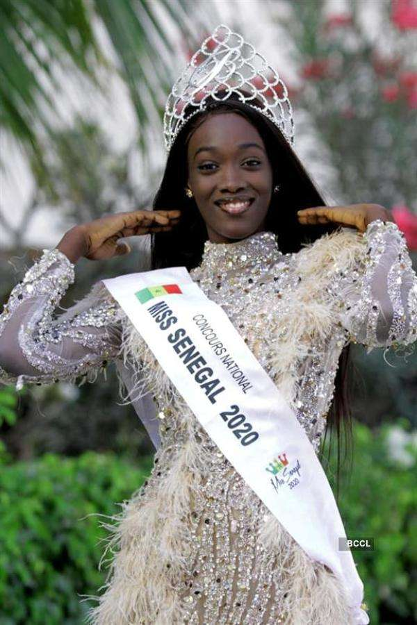Ndèye Fatima Dione to represent Senegal at Miss World 2020