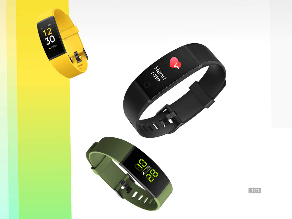 Realme smart band launched