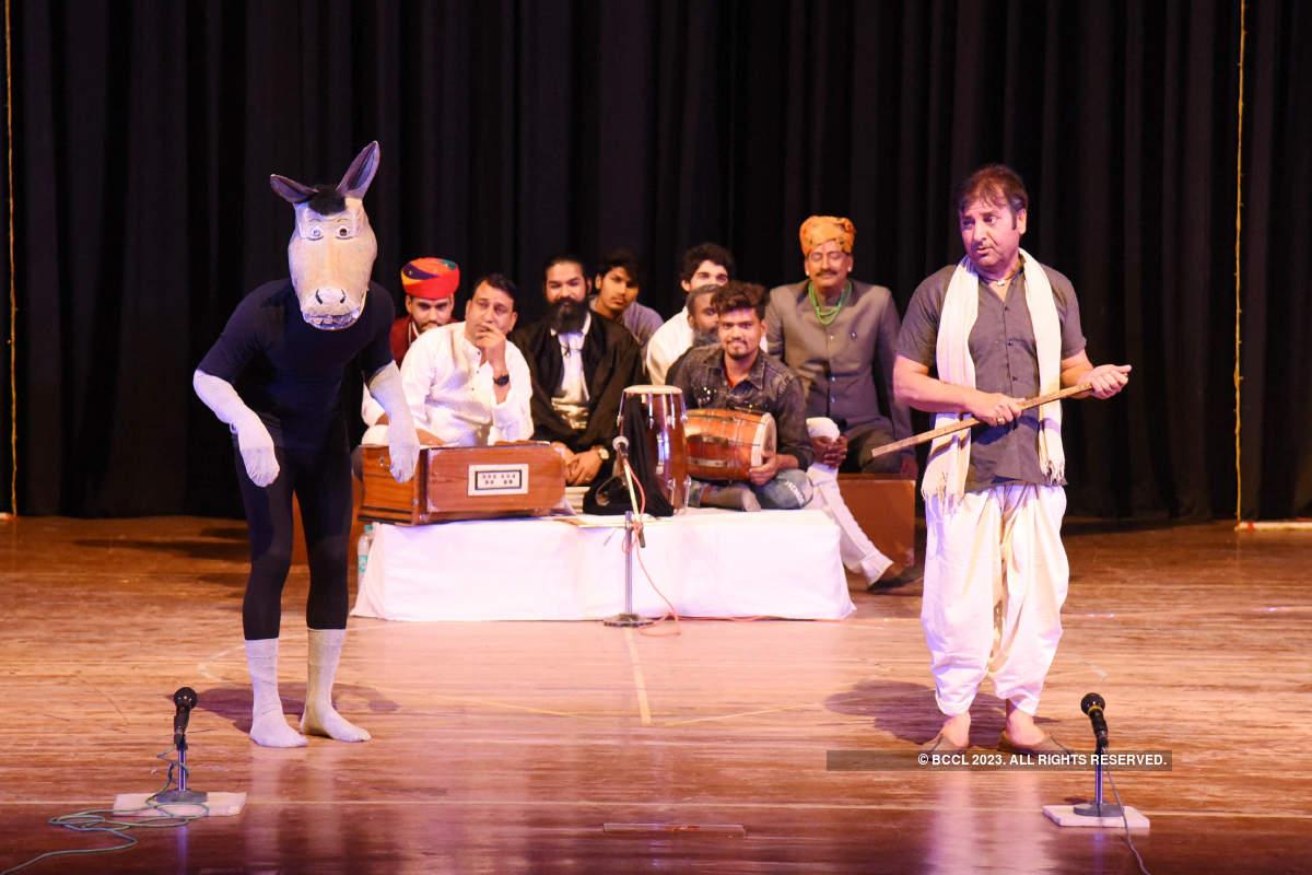 Gadhe Ki Barat: A play