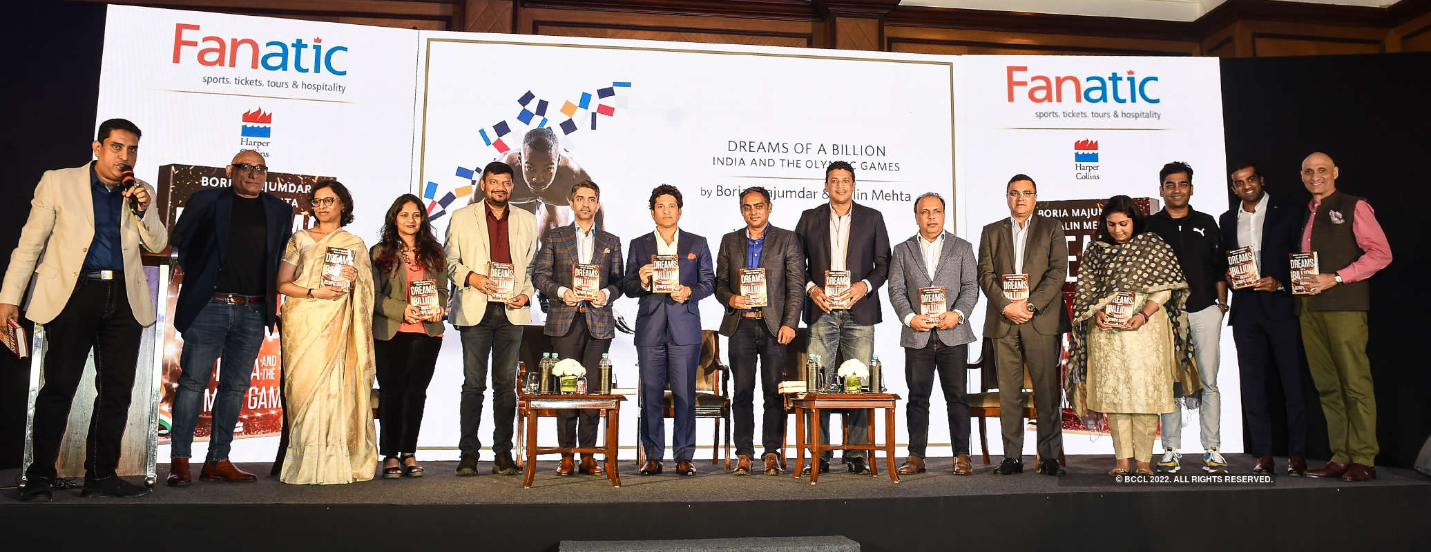 Dreams of a Billion: Book launch