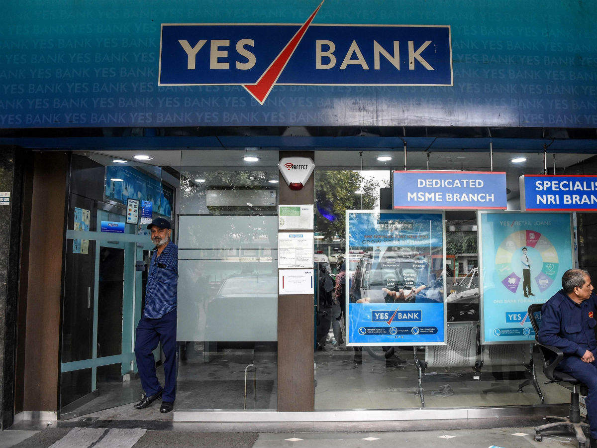 Nirmala Sitharaman at Yes Bank: RBI to investigate what went wrong at Yes Bank | India Business News
