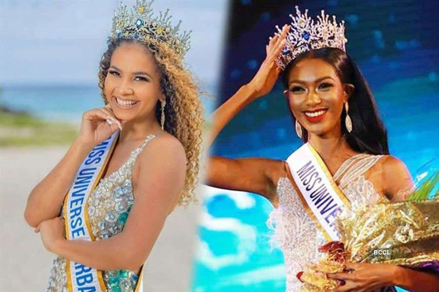 Hillary Ann Williams replaced as the new Miss Universe Barbados