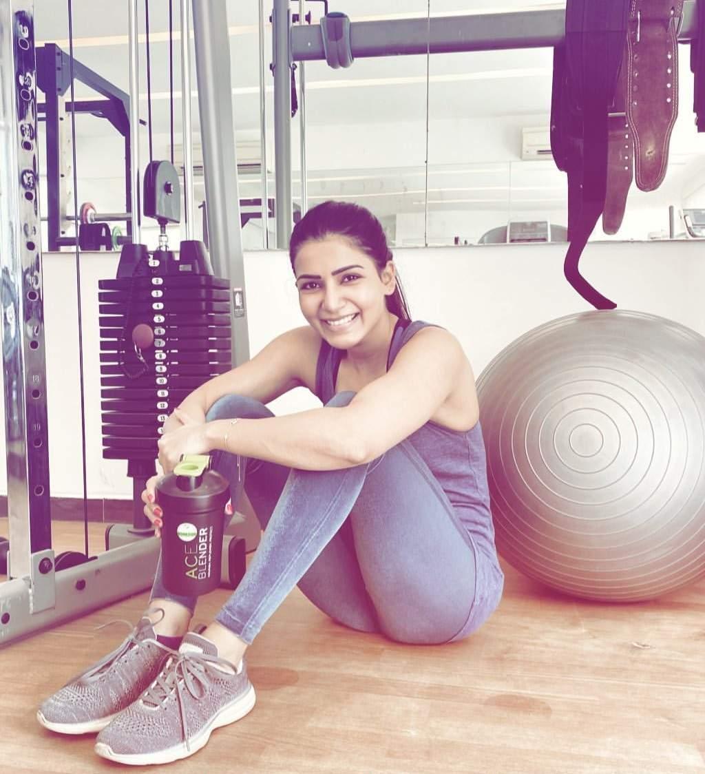 Samantha akkineni pierdere în greutate