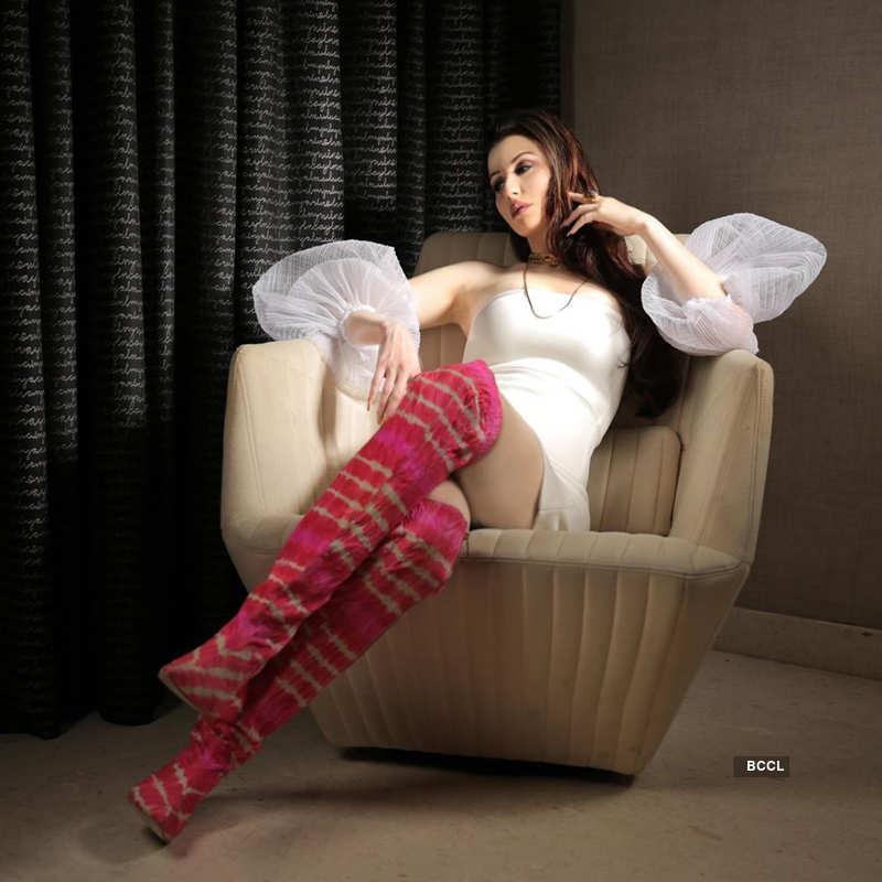 Glamorous pictures of Arbaaz Khan's rumoured girlfriend Giorgia Andriani