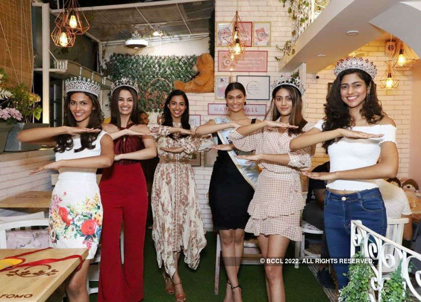 Beauty Queens Meet & Greet On Women's Day
