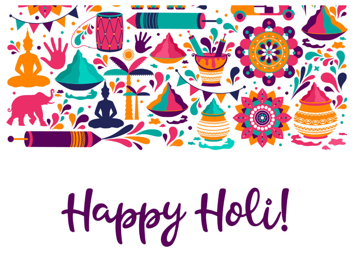 Happy Holi 2020: Messages, Images
