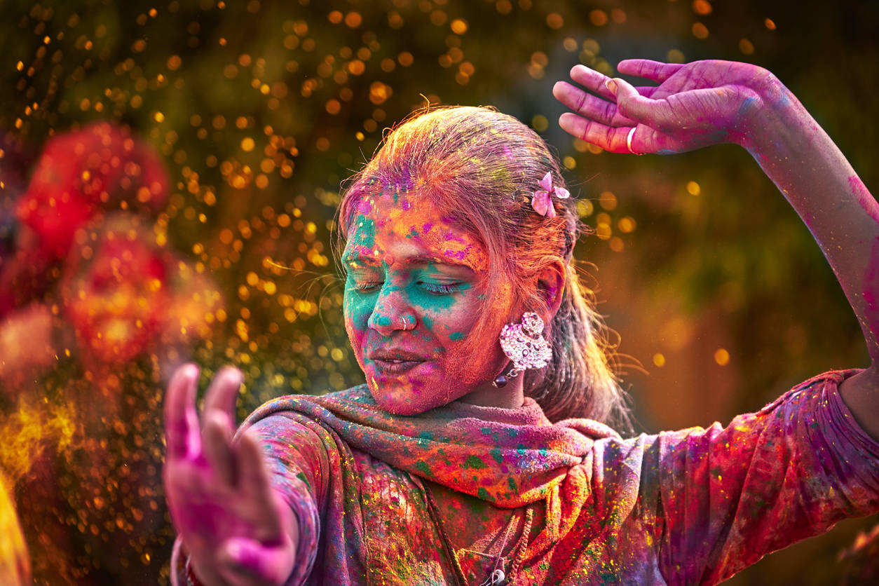 Happy Holi 2020: pictures, GIFs and wallpapers