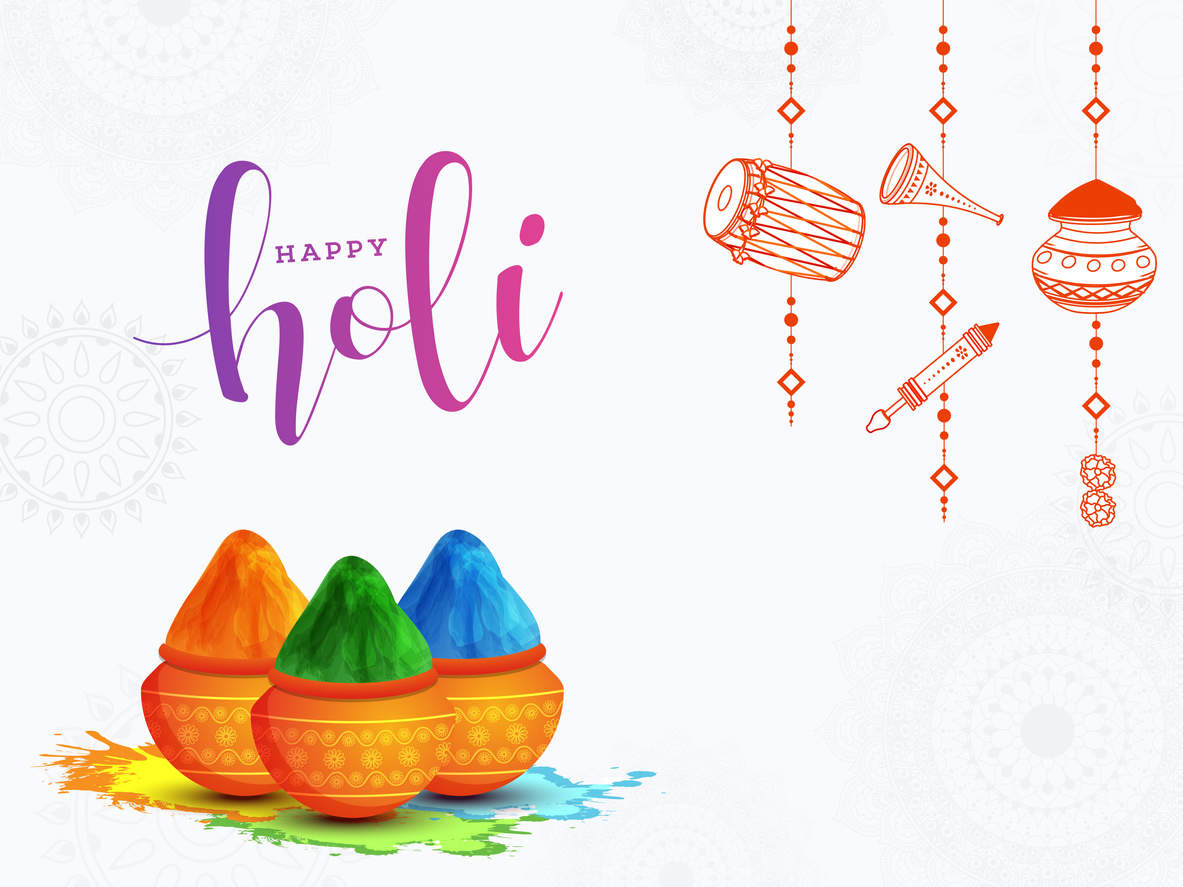 Happy Holi 2020: Images, messages, wallpapers