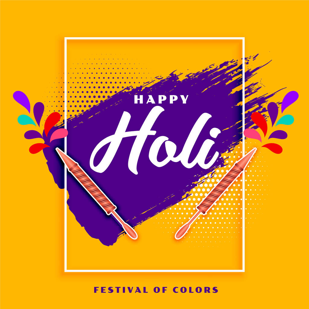 Happy Holi 2020: wishes, greetings, pictures