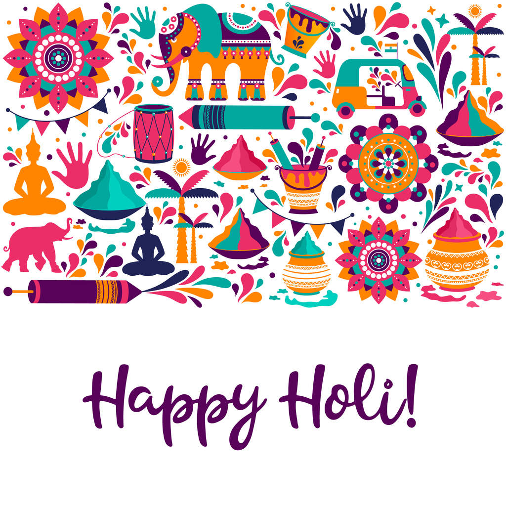 Happy Holi 2020: wishes, Images, cards, wallpapers
