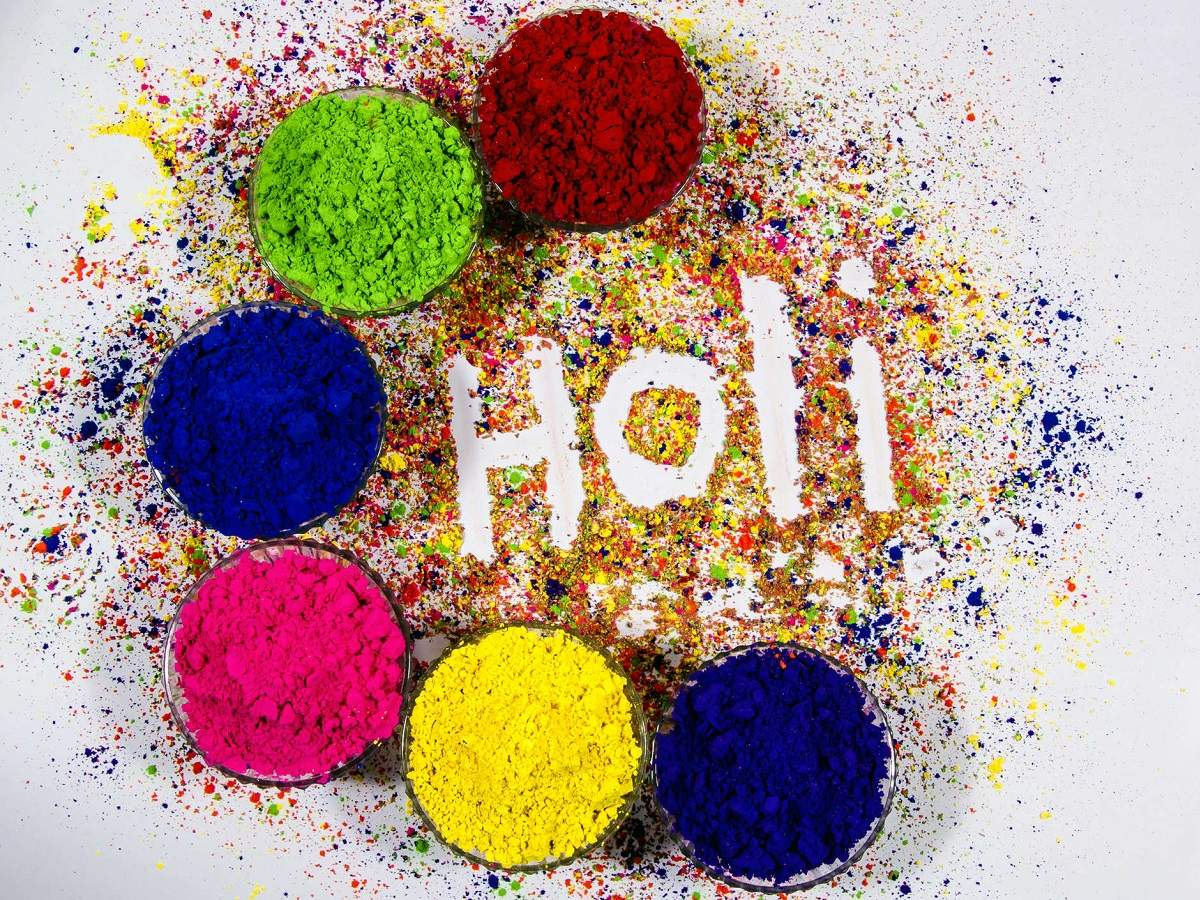 Happy Holi 2020: Images, Status, Greetings