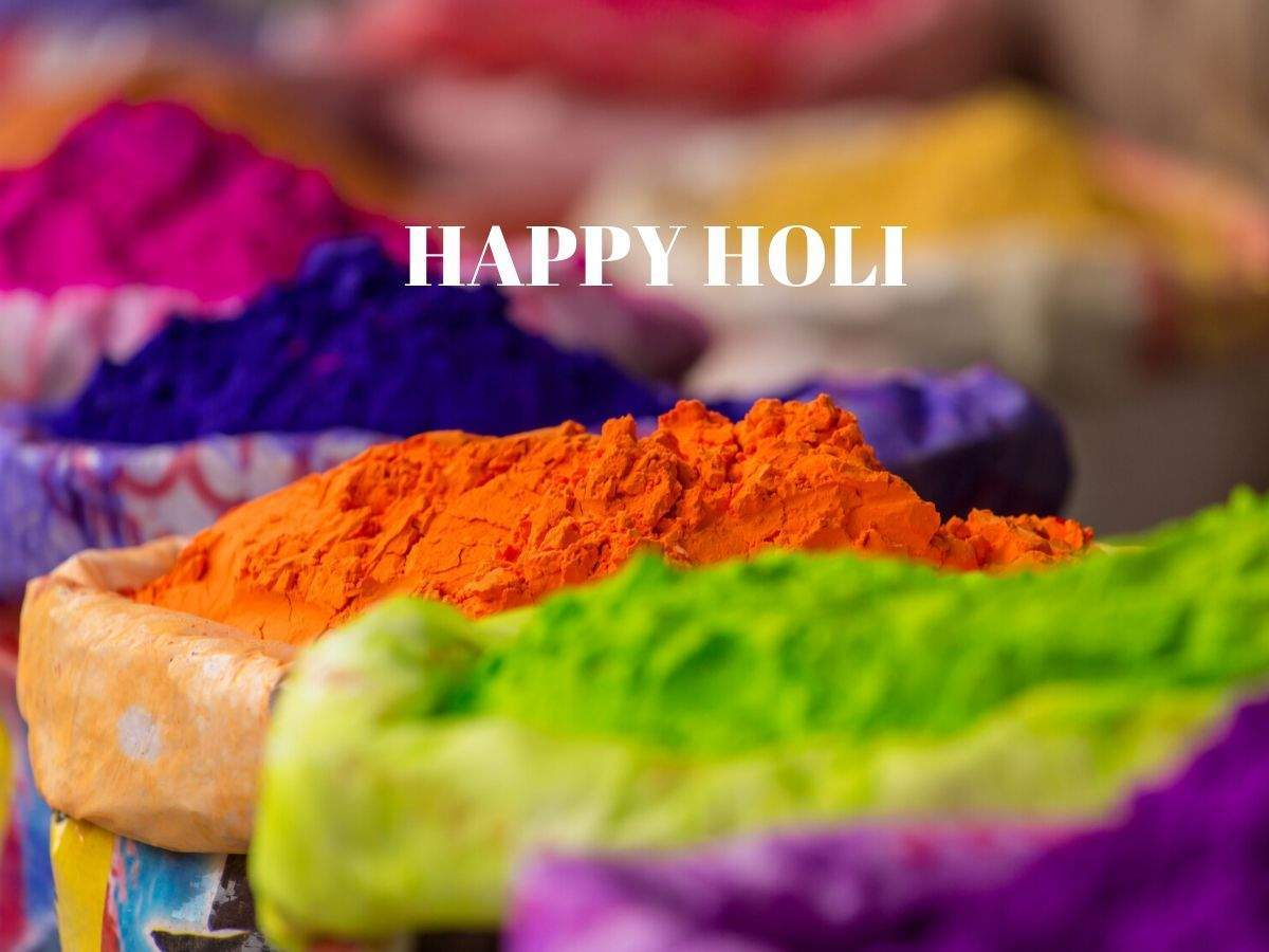 Happy Holi 2020: SMS, Wallpaper, Photos and Pics