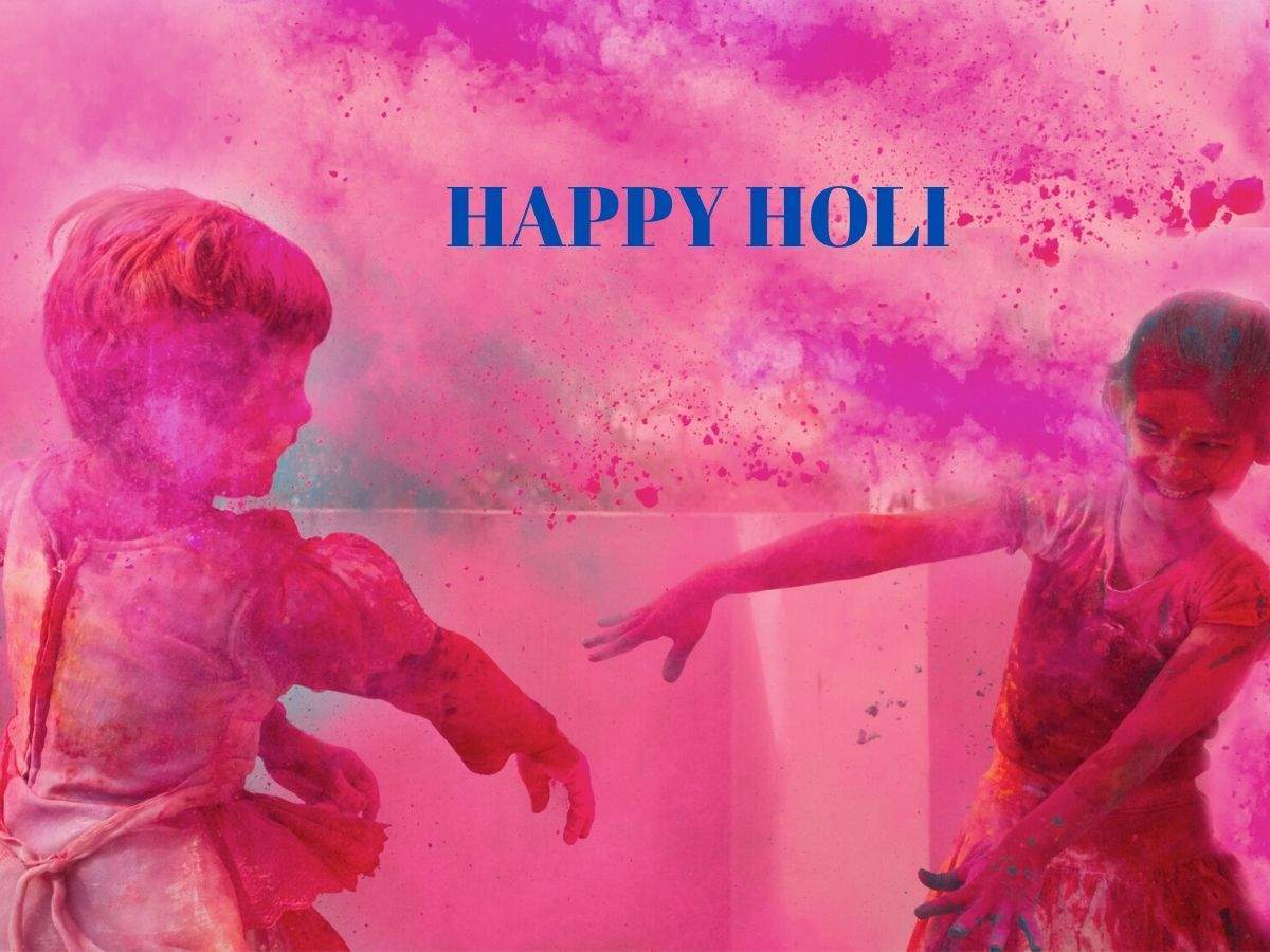 Happy Holi 2020: Wishes, Images, SMS, Wallpaper