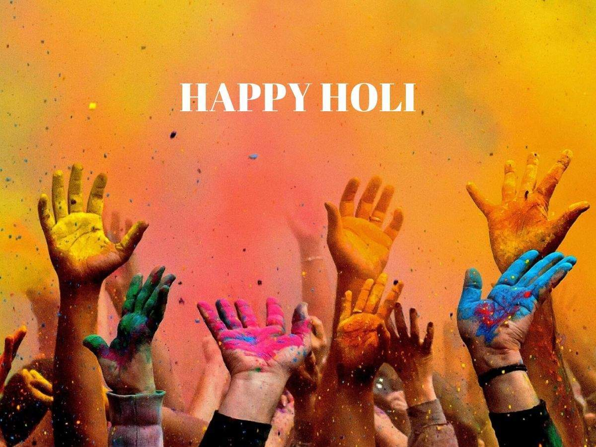 Happy Holi 2020: Messages, Status, Images