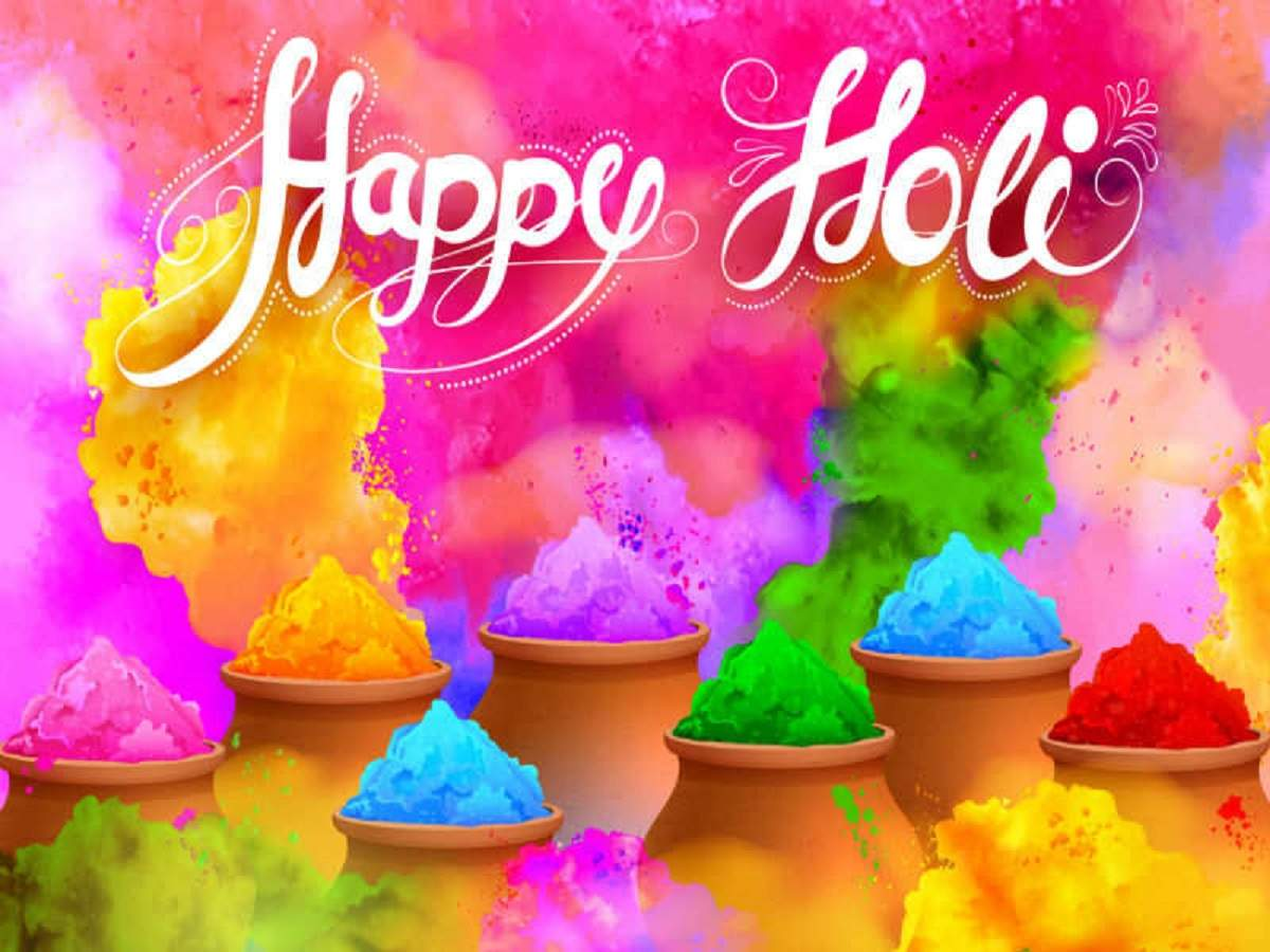 Happy Holi 2020: Quotes, Wishes, Images, Messages