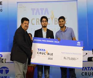 BITS Pilani students top Delhi edition of Tata Crucible Campus Quiz 2020