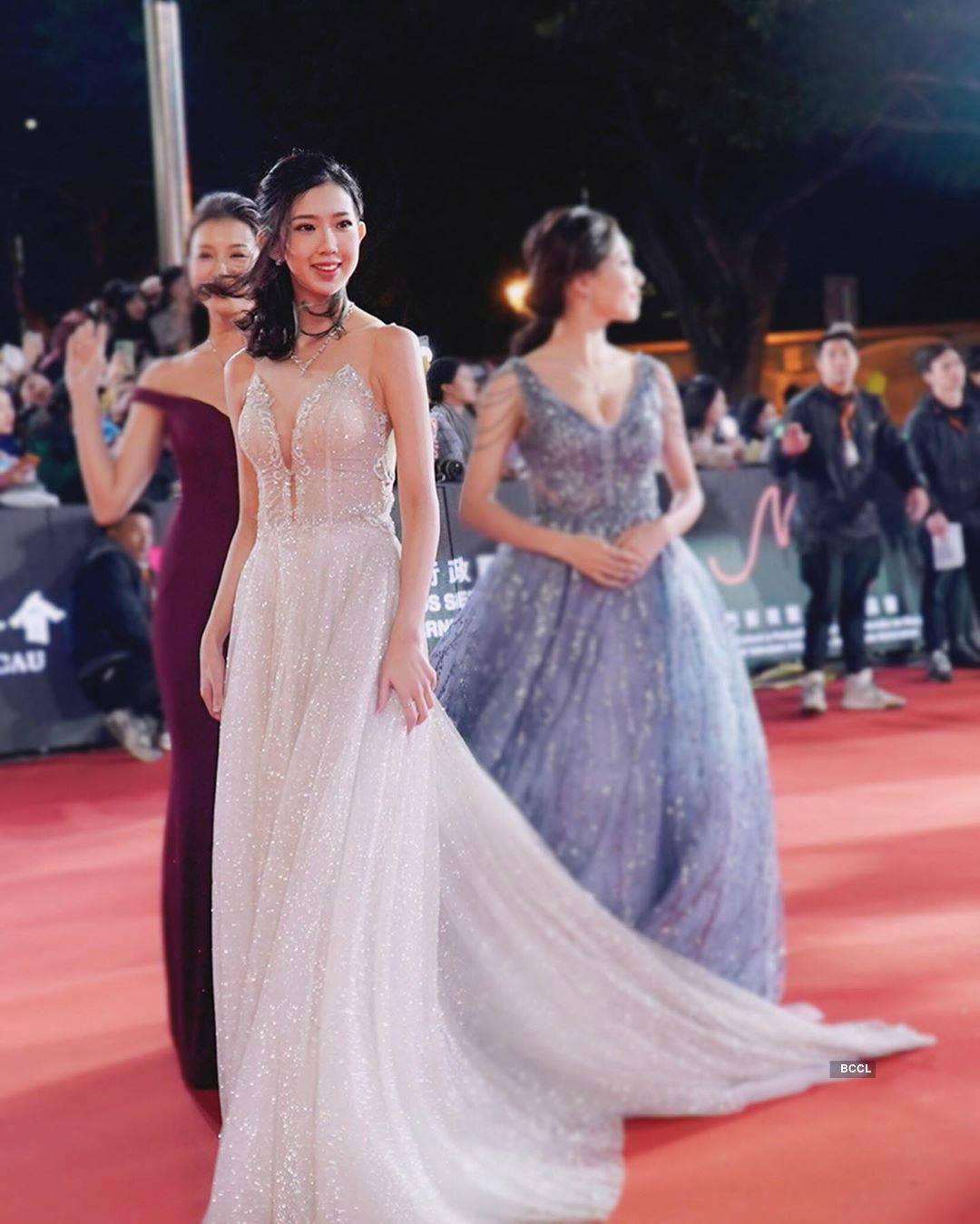 Dinelle Wong crowned Miss International Macau 2020