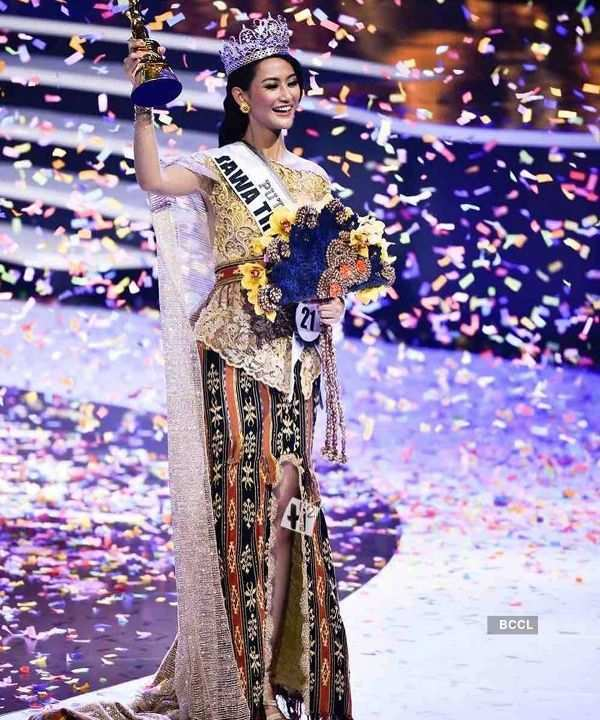 Ayu Maulida crowned Miss Universe Indonesia 2020
