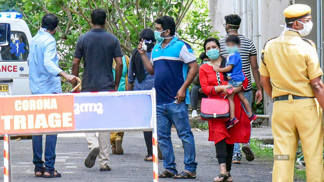 In pics: Coronavirus fear grips India as confirmed cases rise to 84
