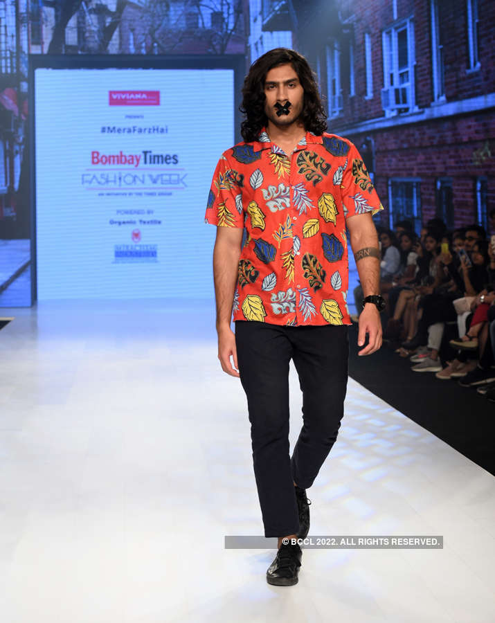 Bombay Times Fashion Week: Day 2 - #MeraFarzHai Campaign