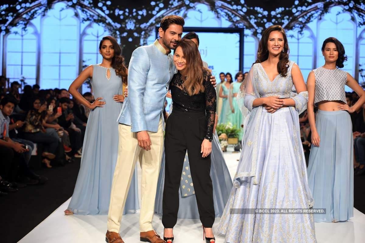 Bombay Times Fashion Week: Day 2 - Anj Kreations