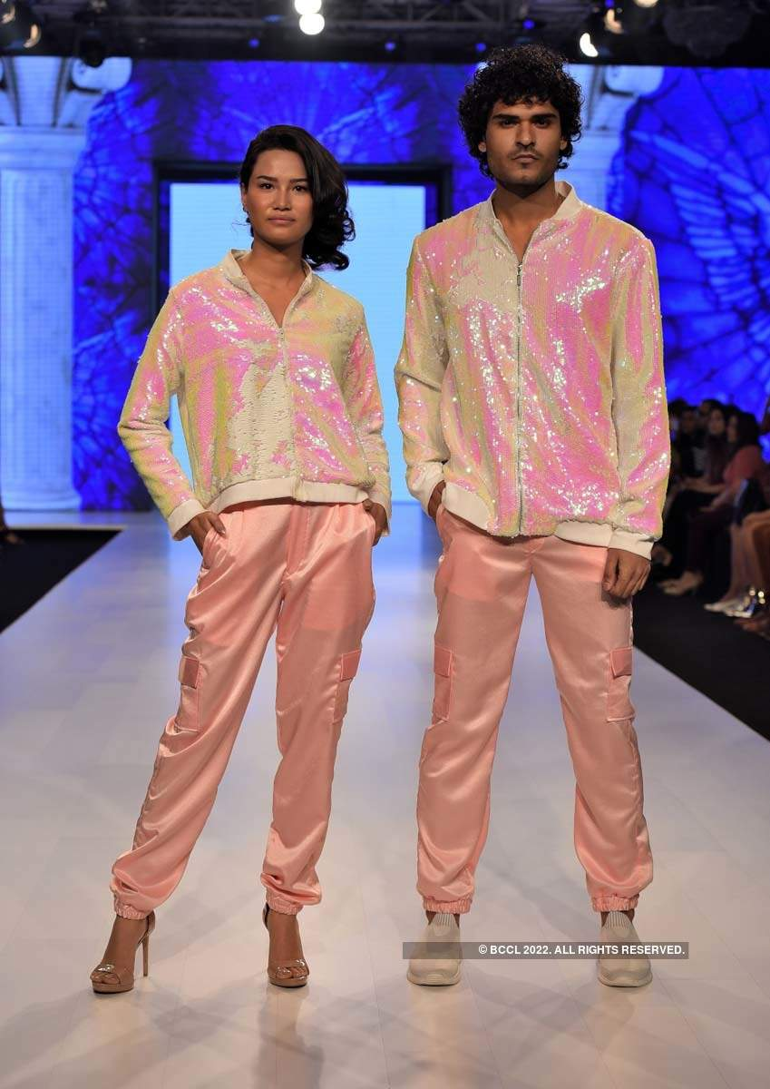 Bombay Times Fashion Week: Day 2 - Manish Kumar
