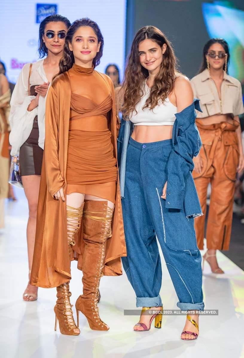 Bombay Times Fashion Week: Day 2 - Deme