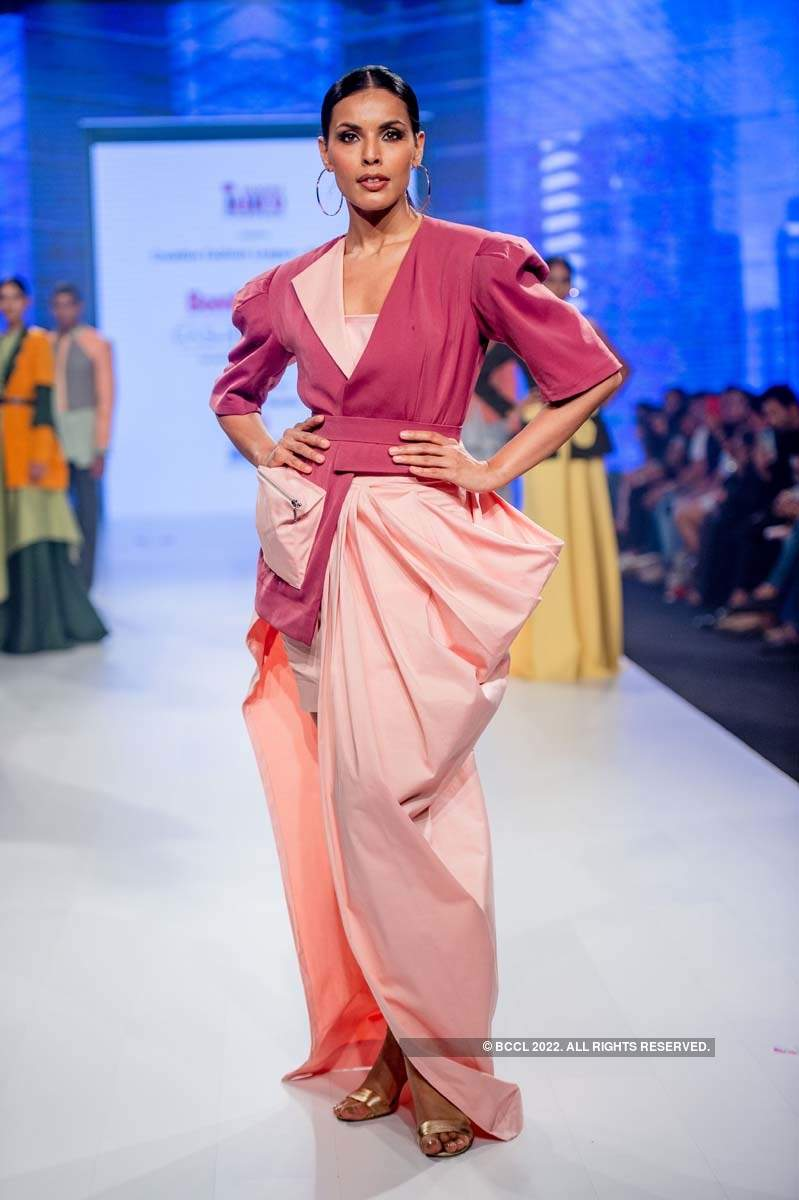 Bombay Times Fashion Week: Day 2 - INIFD Bandra