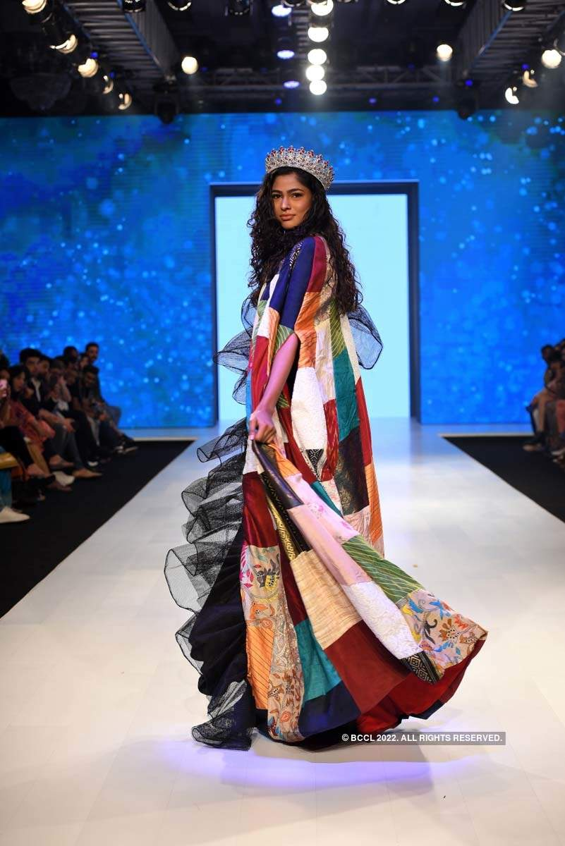 Bombay Times Fashion Week: Day 3 - Aditya College Of Design Studies