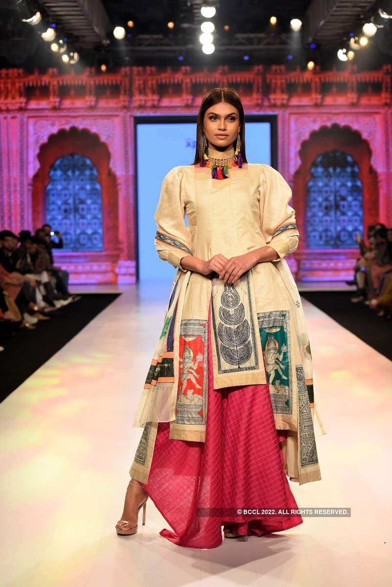 Bombay Times Fashion Week: Day 3 - Xperia presents Tisser India