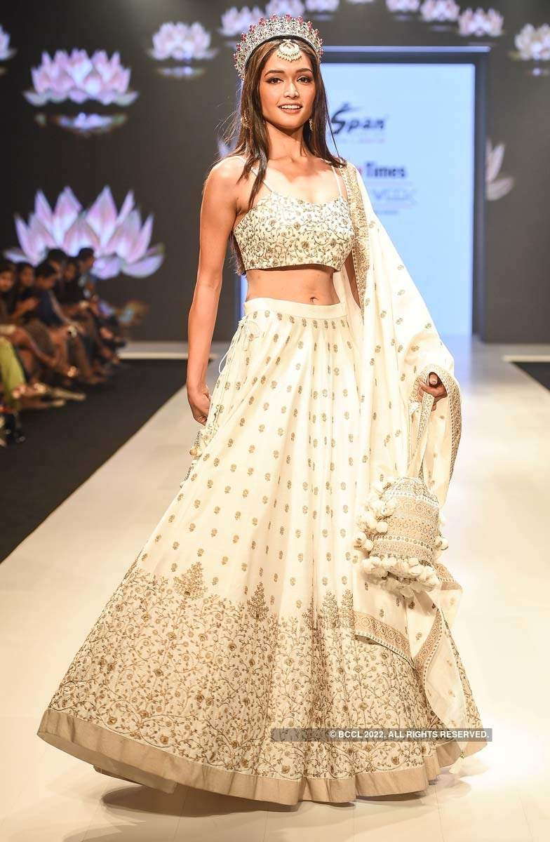 Bombay Times Fashion Week: Day 3 - Span