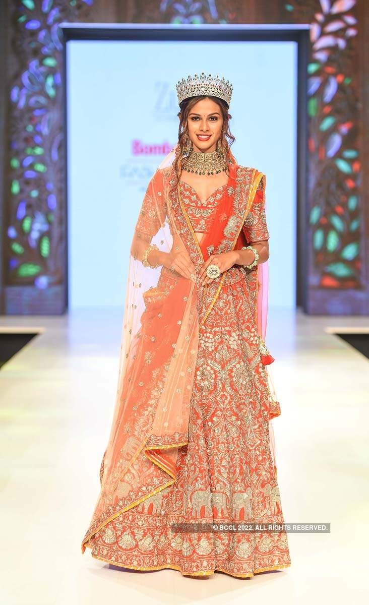 Bombay Times Fashion Week: Day 3 - Zuri- The Bridal Ensemble
