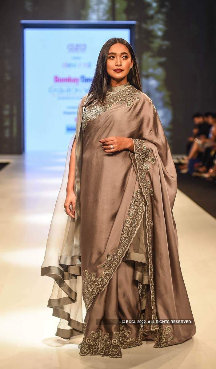 Bombay Times Fashion Week: Day 3 - Dev r Nil