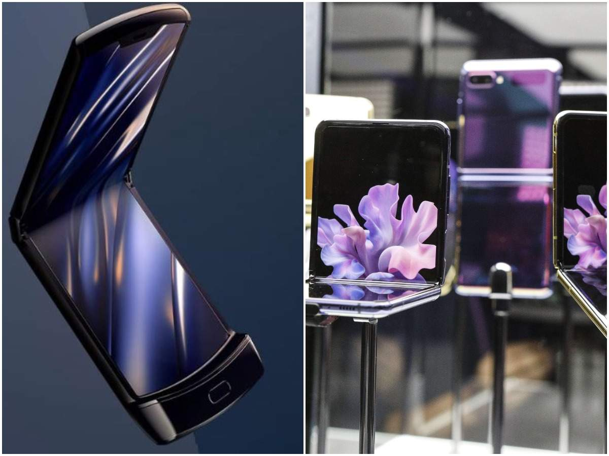 Motorola Razr vs Samsung Galaxy Z Flip: Which is a better foldable phone to buy at over Rs 1 lakh